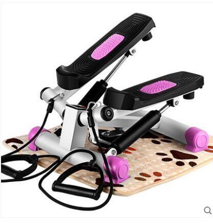 家用靜音健身器材免安裝踏步機BS14885『黑色妹妹』
