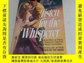 二手書博民逛書店Listen罕見For The WhispererY1613