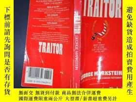 二手書博民逛書店Traitor罕見george markstein(詳見圖)Y6