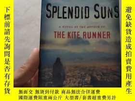 二手書博民逛書店A罕見Thousand Splendid Suns:International Export EditionY