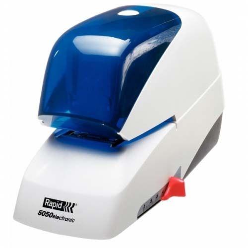 【西瓜籽量販】Rapid 瑞典 5080 電動平訂機 (釘書機/釘書針/訂書針)