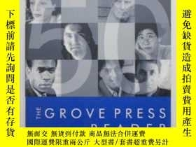 二手書博民逛書店The罕見Grove Press Reader 1951-200