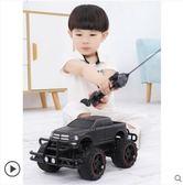 遙控車越野車充電無線遙控汽車兒童玩具男孩玩具車電動漂移車LX時光之旅