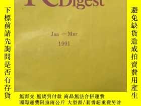 二手書博民逛書店reader s罕見digest Jan-Mar 1991( :