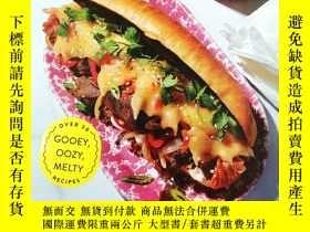 二手書博民逛書店Hot罕見Cheese: Over 50 Gooey, Oozy, Melty RecipesY19139 P