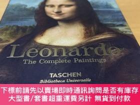 二手書博民逛書店罕見Leonardo達芬奇完全畫冊Y405012 Tobias natter taschen 出版2020
