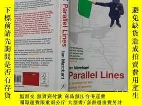 二手書博民逛書店Ian罕見Marchant:Parallel s(伊恩·馬爾尚: