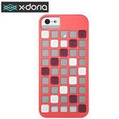 iPhone5S.SE X-doria正品 Cubit遊戲方塊組合-桃紅 手機殼(第二件1元)