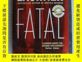 二手書博民逛書店Fatal罕見Flaw 英語原版Y146810 William