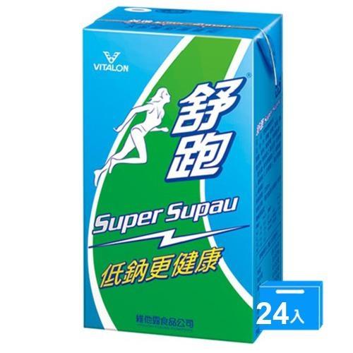 舒跑運動飲料250mlx24入【愛買】