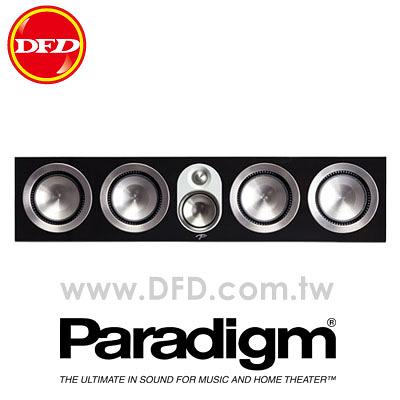 (新品預購) 加拿大 Paradigm PRESTIGE 55C 鋼烤黑 Piano Black 中置揚聲器 公司貨