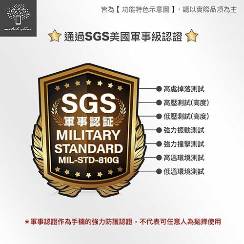 快速出貨 Metal-Slim iPhone SE2 / 8 / 7 軍規 防撞氣墊TPU 手機保護套 4.7吋