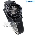 CASIO卡西歐 LQ-139AMV-1B3 復古簡約小圓錶 橡膠錶帶 黑x銀色 LQ-139AMV-1B3LDF 防水手錶 兒童 女錶