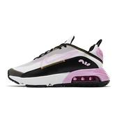【母親節跨店折後$3580】Nike Air Max 2090 GS 白粉 女鞋 大童鞋 氣墊 半透明鞋面設計 運動鞋 CJ4066-104