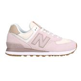 NEW BALANCE 女復古運動鞋(免運 慢跑 574系列 麂皮 N字鞋 NB≡體院≡ WL574SP2
