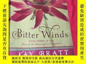 二手書博民逛書店Bitter罕見Winds (大32開) 【詳見圖】Y5460 Kay Bratt ISBN:9781477