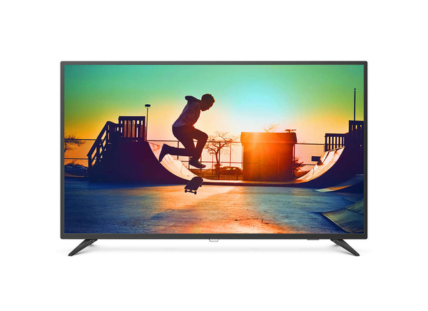 免運費+基本安裝 PHILIPS 飛利浦 58吋 4K HDR 聯網 液晶電視/顯示器+視訊盒 58PUH6123