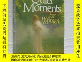二手書博民逛書店QUIET罕見MOMENTS FOR WOMENY85718 J