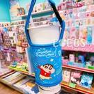 正版 蠟筆小新系列 飲料杯套 飲料提袋 飲料袋 派對時間款 COCOS DK280
