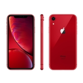 Apple iPhoneXR/ iPhone XR/iXR  256G 6.1吋 無線充電  / 贈玻貼 / 24期零利率【紅色】