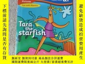 二手書博民逛書店Tara罕見the starfish(Words and Pic