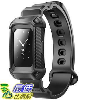 [8美國直購] SUPCASE [Unicorn Beetle Pro Band for Fitbit Fitbit Charge 2 (Black)