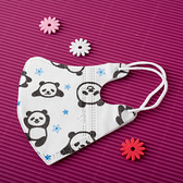 鼻恩恩醫用超立體3D口罩@兒幼童-小熊貓/天空寶寶@符合CNS14774 台灣製造 一盒50片 細耳帶