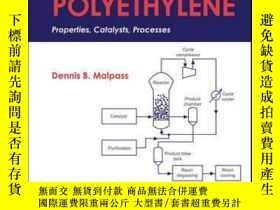 二手書博民逛書店Introduction罕見to Industrial Polyethylene: Properties, Cat