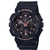 [優惠特區] G-SHOCK   GA-100GBX-1A4DR 強悍炫彩潮流男錶 51mm