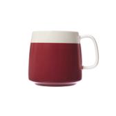 雙色馬克杯-楓紅