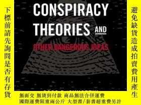 二手書博民逛書店Conspiracy罕見Theories And Other Dangerous IdeasY256260 C