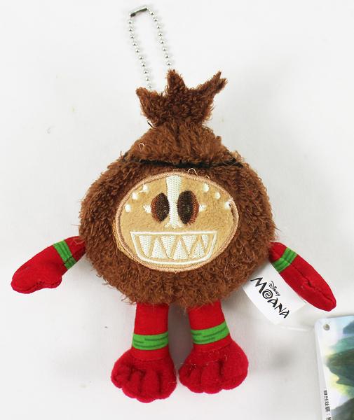 【卡漫城】 可可怪 玩偶 絨毛 毛頭 ㊣版 Moana 海洋奇緣 禮物 掛飾 娃娃 布偶 吊飾 椰子 莫娜 coco怪