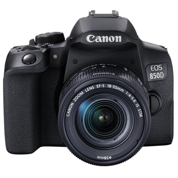 【分期零利率】送128G記憶卡清潔組 Canon EOS 850D EF-S 18-55mm KIT (公司貨)