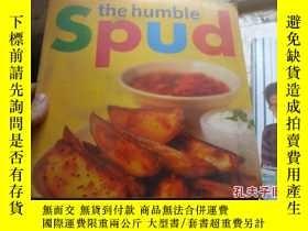 二手書博民逛書店The罕見Humble Spud (大開本原版外文書)Y2525