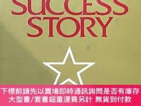 二手書博民逛書店英文原版THE罕見GREAT AMERICAN SUCCESS STORY偉大的美國成功故事Y85735 Ge