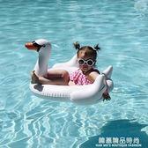 新生兒寶寶嬰兒游泳圈兒童坐圈趴趴圈火烈鳥浮圈小孩腋下圈0-3歲