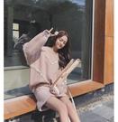 韓版毛衣女生長袖 學生加厚上衣女士毛衣 日系可愛慵懶風秋冬保暖打底衫 潮流甜美女生針織衫