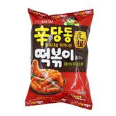 韓國 HAITAI 海太 元祖 辣炒年糕餅乾 (103g) 辣炒年糕 年糕餅 團購 零嘴【庫奇小舖】
