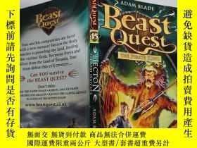 二手書博民逛書店beast罕見quest the pirate king 野獸追擊海盜王Y200392