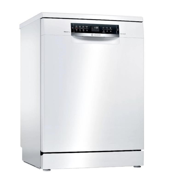 【南紡購物中心】【BOSCH】60公分獨立式洗碗機SMS68IW00X