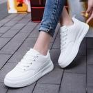 大號女鞋運動鞋大碼小白鞋女40-41-42-43-44碼旅游鞋百搭休閒板鞋 雙12全館免運