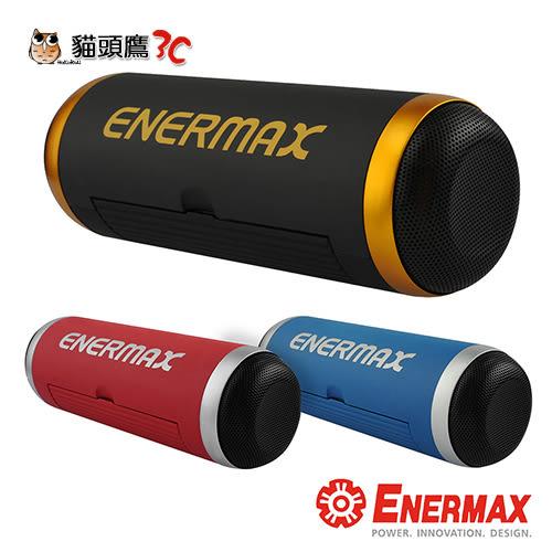 【貓頭鷹3C】ENERMAX安耐美 EAS01 無線藍牙喇叭 (NFC/藍牙連線+TF卡插槽)[LA-EAS01]藍芽喇叭