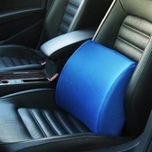遠宜慢回彈記憶棉腰枕腰墊辦公室椅子腰靠汽車靠背座椅護腰靠墊   LannaS