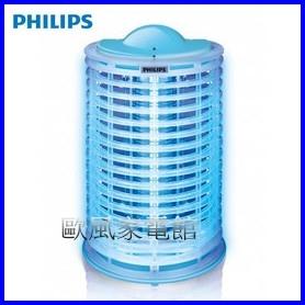 【歐風家電館】PHILIPS 飛利浦 電擊式 捕蚊燈 (15W)  E300 /E-300