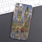 iPhone 6 6S i6 plus i6plus se 5 i5 5S 手機殼 軟殼 外殼 倫敦風情