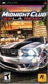 PSP Midnight Club: LA Remix 灣岸 4:洛杉磯(美版代購)