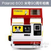 【 米奇90周年紀念 600拍立得相機 】Polaroid 寶麗萊 Disney 迪士尼 米奇 拍立得 菲林因斯特