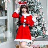 聖誕節禮服聖誕服裝女性感成人兔女郎演出服cos舞會可愛表演ds聖誕節衣服裝 春季上新