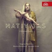 【停看聽音響唱片】【CD】達摩.貝可娃:歐洲早期的聖誕歌曲集