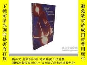 二手書博民逛書店Optical罕見Astronomical Spectroscopy-光學天文光譜學Y436638 C. R.